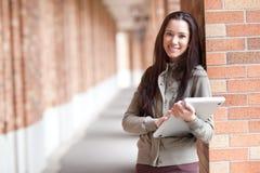 студент коллежа этнический стоковая фотография