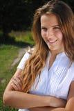 студент красивейшей девушки сь Стоковые Изображения RF