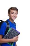 студент мальчика Стоковое Изображение