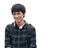 студент портрета подростковый Стоковые Изображения
