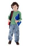 студент ребенка Стоковые Фото
