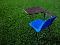 студент футбола поля стола Стоковое Изображение