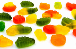 студень конфеты Стоковые Фото
