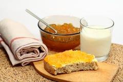 студень масла хлеба Стоковые Фотографии RF