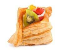 студень плодоовощ торта стоковое изображение rf