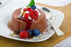студень шоколада Стоковые Фотографии RF