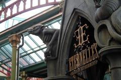 Студии Universal Гарри Поттера деталей Стоковые Изображения