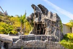 Студии Universal Hollywood Park, Лос-Анджелес, США Стоковая Фотография