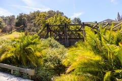 Студии Universal Hollywood Park, Лос-Анджелес, США Стоковое Изображение