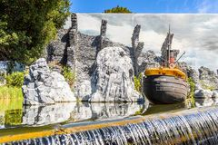 Студии Universal Hollywood Park, Лос-Анджелес, США Стоковая Фотография RF