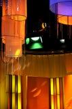 студия tv этапа выставки продукции светов Стоковое Изображение RF