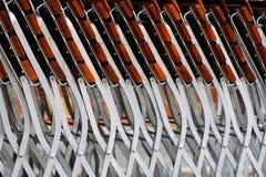 стулы детализируют складывать Стоковое Фото