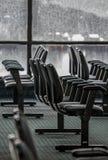 Стулы зала ожидания Стоковое Изображение
