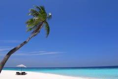 стулы пляжа Стоковое Фото