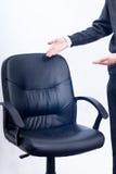 стул дела стоковые изображения rf