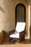 стул деревянный Стоковая Фотография