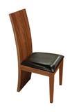 стул деревянный Стоковое Изображение