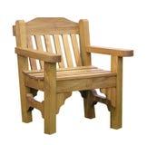 стул деревянный Стоковые Изображения RF