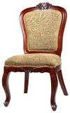 стул деревянный стоковое изображение rf