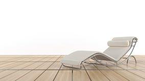 стул комфортабельный Стоковое Фото