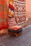стул Марокко Стоковые Изображения