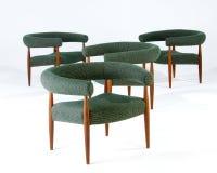 стул самомоднейший Стоковая Фотография