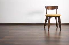 стул сиротливый Стоковые Фотографии RF