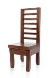 стул деревянный Стоковые Фото