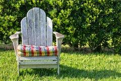 стул adirondack Стоковое Фото