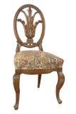 стул XVIII столетия Стоковая Фотография RF