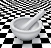 ступка Стоковая Фотография RF