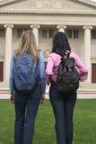 студенты Стоковое фото RF