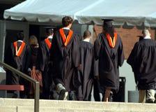 студент-выпускники 1 Стоковые Изображения