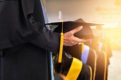студент-выпускники Стоковые Изображения