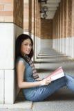 студент колледжа Стоковые Фотографии RF