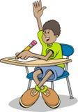 студент мальчика Стоковые Изображения