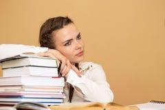 Студент Стоковое фото RF