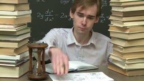 Студент сток-видео
