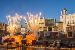 Студии Голливуда - мир Уолт Дисней - Orlando/FL Стоковое фото RF