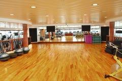 студия гимнастики танцульки Стоковая Фотография