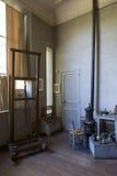 Студия Пола Cezanne, AIX-en-Провансаль, Франция Стоковое Изображение RF