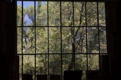 Студия Пола Cezanne, AIX-en-Провансаль, Франция Стоковое Фото