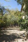 Студия Пола Cezanne, AIX-en-Провансаль, Франция Стоковое фото RF