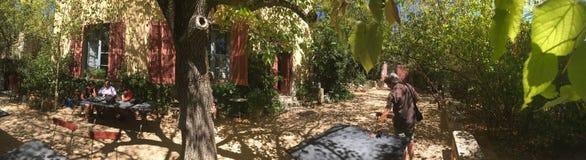 Студия Пола Cezanne, AIX-en-Провансаль, Франция Стоковые Фото