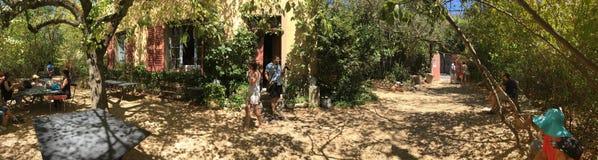 Студия Пола Cezanne, AIX-en-Провансаль, Франция Стоковые Изображения