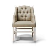 Студия снятая кресла Стоковое Фото