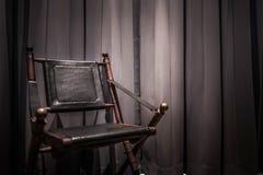 стул ретро Стоковое Фото