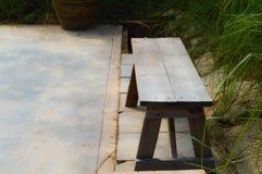 стул старый Стоковые Фотографии RF