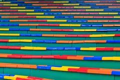 Стул стадиона Стоковые Фотографии RF
