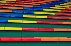 Стул стадиона Стоковые Изображения RF